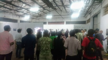 Nafasi exhibition
