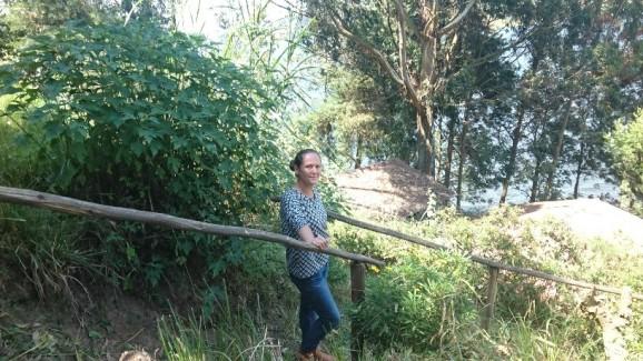 Lily on Amasiko farm